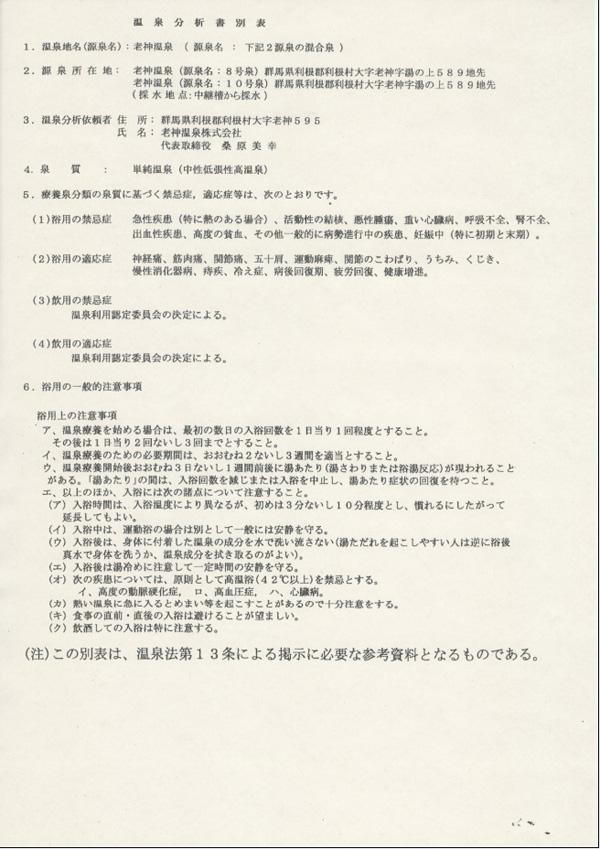100524_源泉掛け流し_温泉分析書別表600